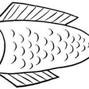 Best Fish Coloring Page Printable